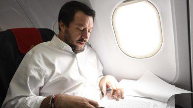 Photo of Voli di Stato, il procedimento su Salvini passa alla Procura di Roma