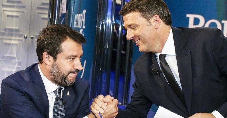 Photo of È il giorno dei due Matteo: la piazza di Salvini e la Leopolda di Renzi