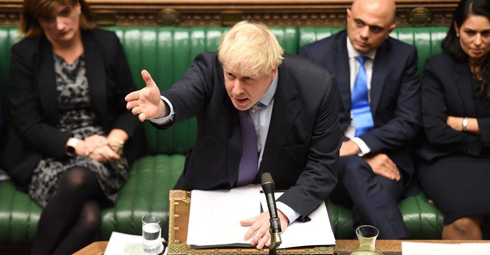 Brexit, Johnson chiede nuove elezioni
