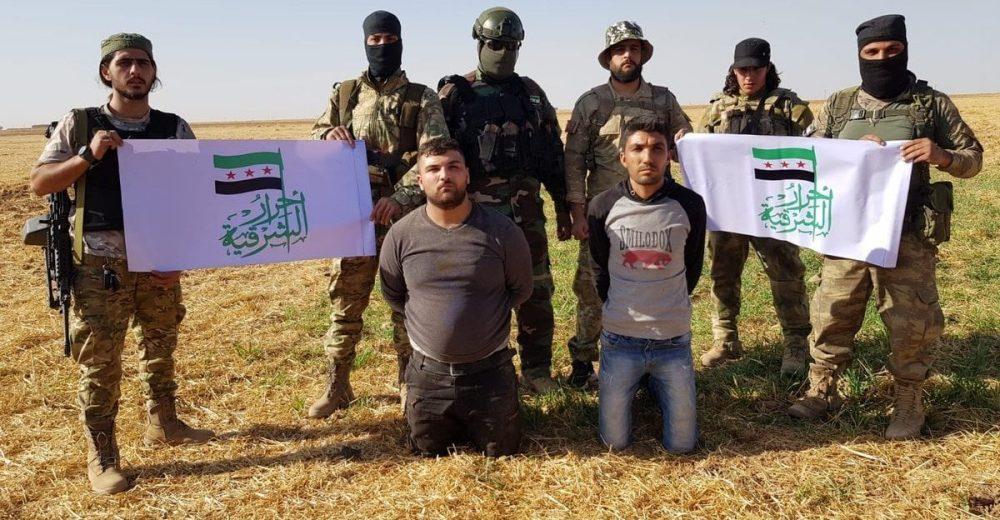 Conflitto in Siria, la Turchia arruola milizie jihadiste contro i curdi