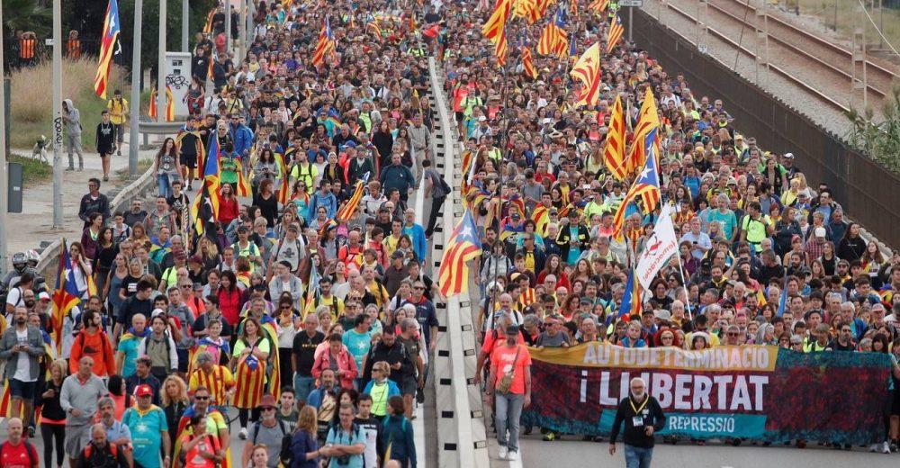 L'indipendenza negata: continuano le proteste in Catalogna