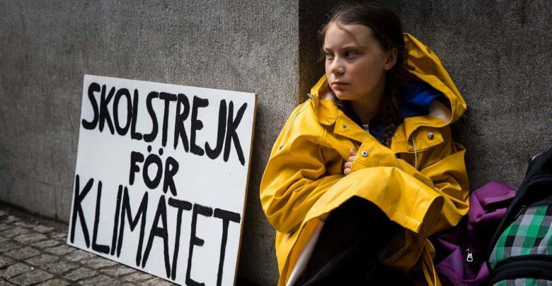 Photo of Greta Thunberg è la favorita per vincere il Premio Nobel per la Pace