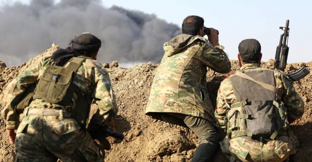 L'Italia blocca l'export di armi in Turchia