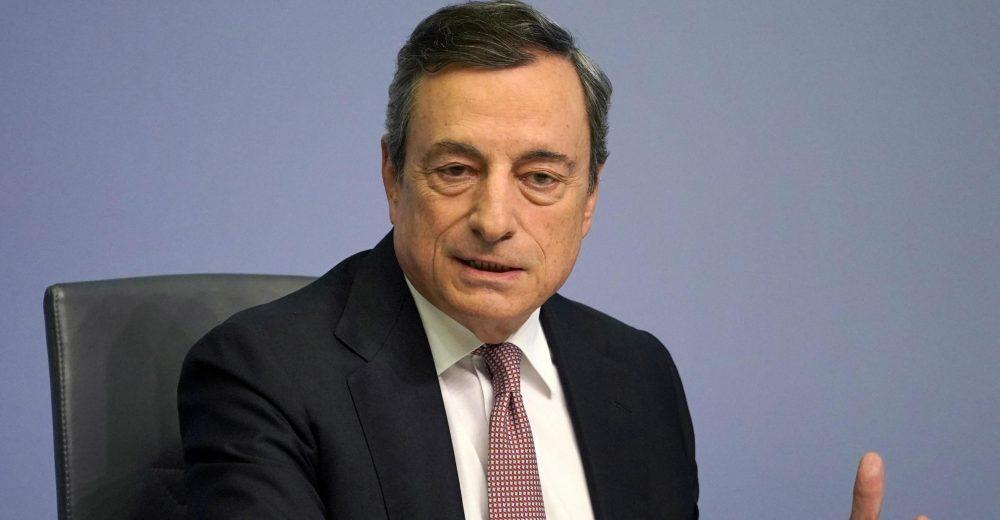 L'addio di Draghi alla Bce