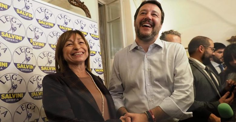 Photo of La rivincita di Salvini: in Umbria trionfa la candidata di centrodestra Tesei