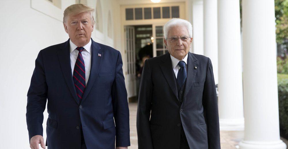 Le preoccupazioni di Mattarella sui dazi Usa-Ue