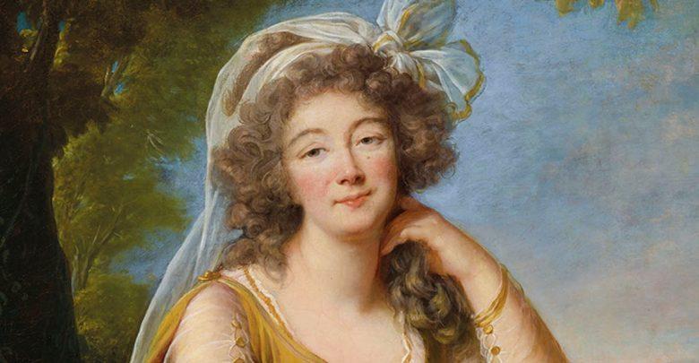«C'è molta gente, oggi, a Versailles»: Maria Antonietta e Madame Du Barry