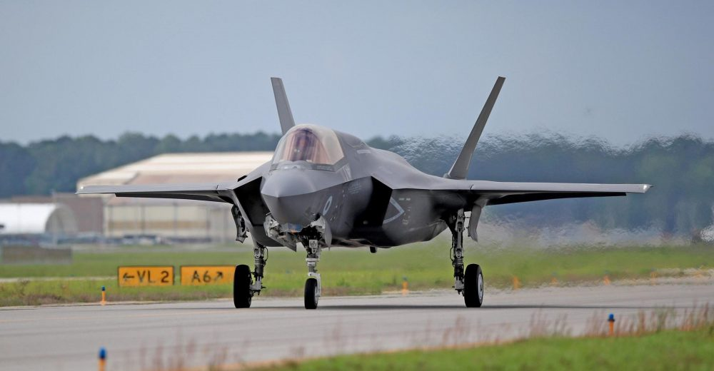 Perché si riparla degli F-35