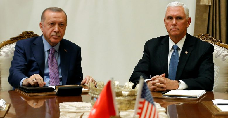 Siria, accordo Usa-Turchia: «Tregua di 120 ore per il ritiro dei curdi»