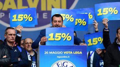 Tasse, con il governo Lega-M5s la pressione fiscale è crescita dello 0,6%