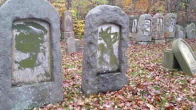 Photo of Antisemitismo in Danimarca,  profanate 80 lapidi in un cimitero ebraico