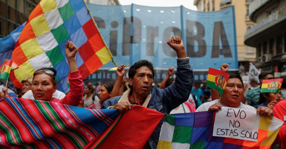 Bolivia verso nuove elezioni