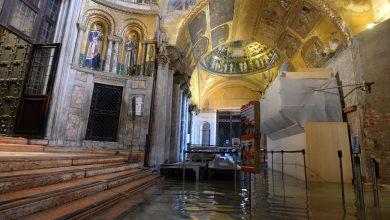 Photo of Da Venezia a Matera: a rischio alluvione oltre 67mila beni culturali