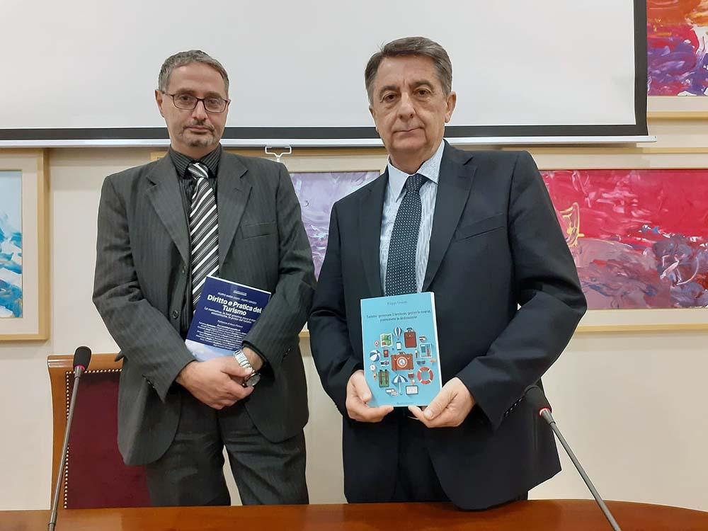 Filippo Maria Salvo e Filippo Grasso Foto 2