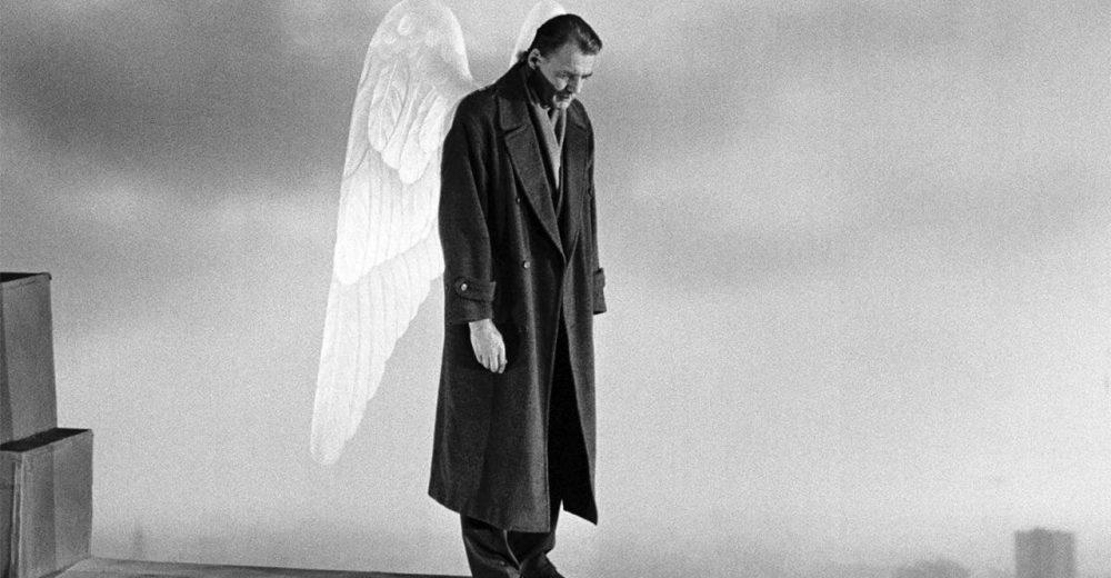 Il cielo sopra Berlino (1987) di Wim Wenders
