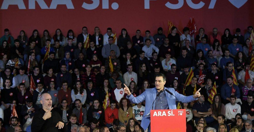 In Spagna non ha vinto nessuno