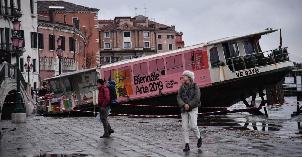 L'Italia è a rischio idrogeologico, ma in tre anni spesi solo il 20% dei finanziamenti