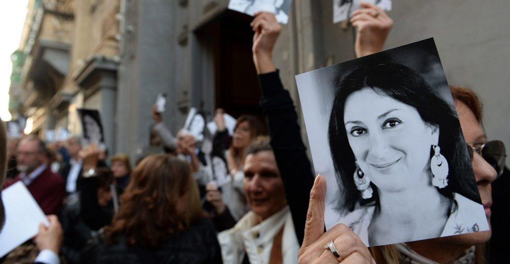 L'indagine sull'omicidio di Caruana Galizia scuote il governo di Malta