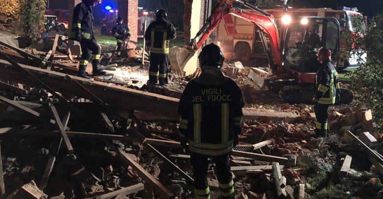 L'esplosione della cascina di Alessandria non è stata un incidente