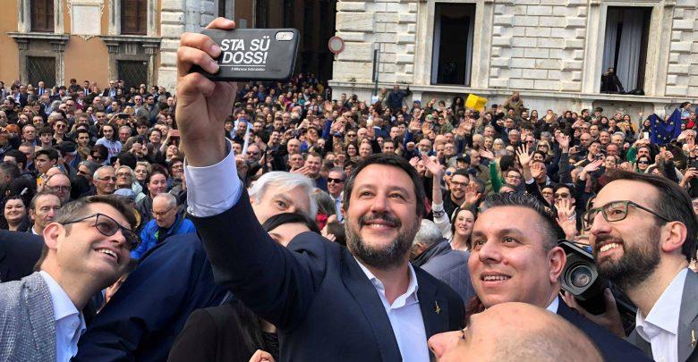 Photo of Matteo Salvini è il primo politico a sbarcare su TikTok