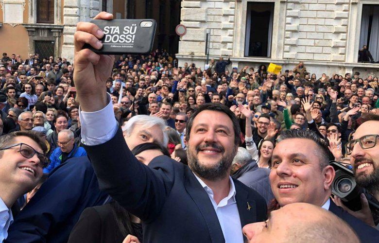 Matteo Salvini è il primo politico a sbarcare su TikTok