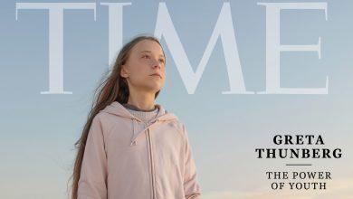 """Photo of Come Greta Thunberg è diventata la """"persona dell'anno"""" di Time"""