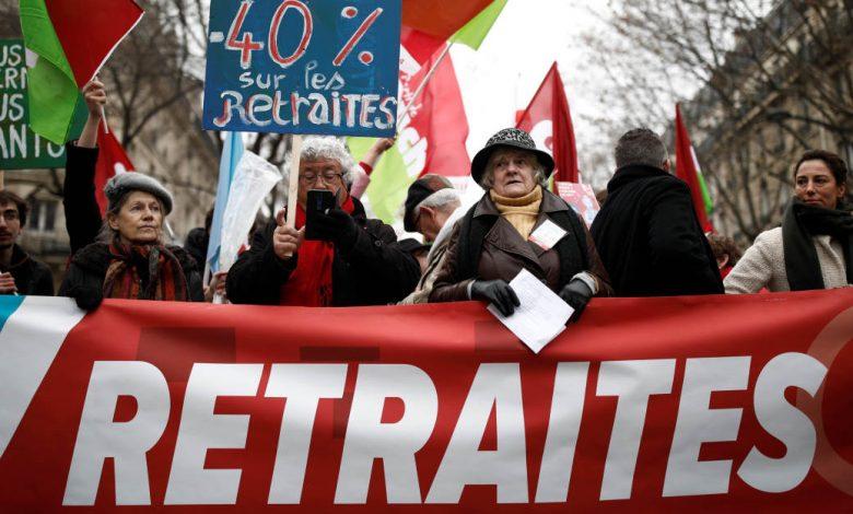 Come funzionano le pensioni in Francia