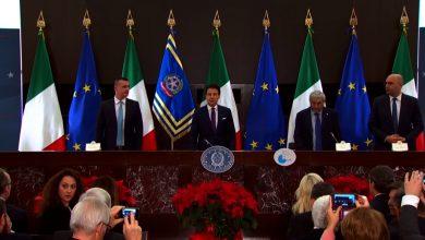 Photo of Conferenza stampa di fine anno, Conte: «Raggiunti obiettivi, ci aspetta maratona di 3 anni»