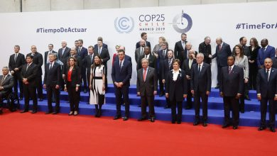 Photo of Cop25, fallita la conferenza sul clima di Madrid