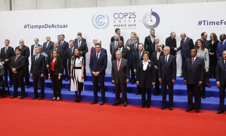 Photo of Cop25, fallita la conferenza sul clima di Madrid