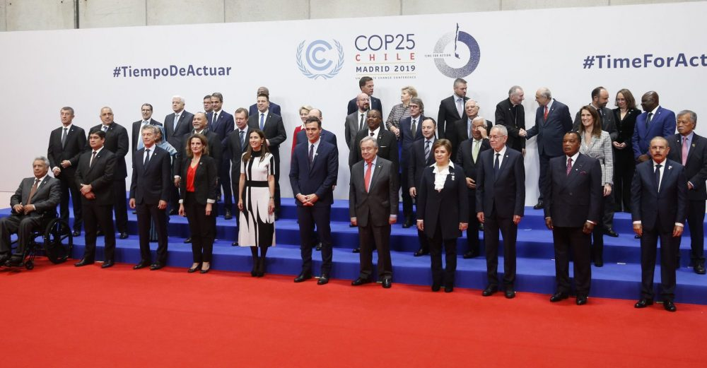 Cop25, fallita la conferenza sul clima di Madrid