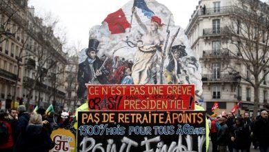 Photo of Francia di nuovo bloccata: si protesta contro la riforma delle pensioni