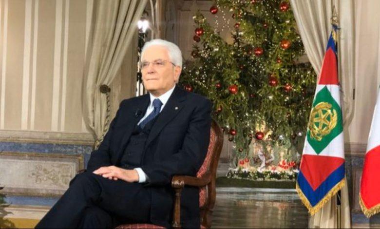 Photo of Il discorso di fine anno di Mattarella: «L'Italia ritrovi la fiducia in se stessa»