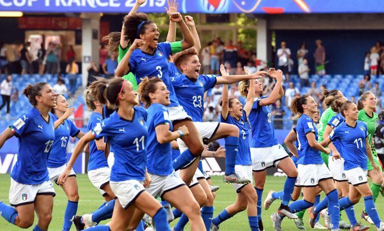 Photo of Le atlete italiane potranno diventare professioniste
