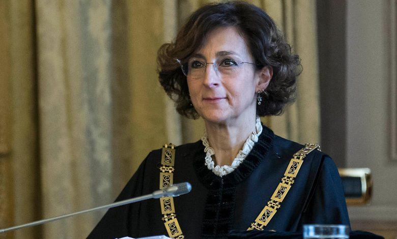 Photo of Marta Cartabia è la prima donna presidente della Corte Costituzionale