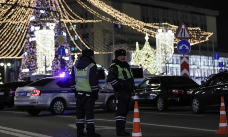 Photo of Mosca, sparatoria davanti alla sede dei servizi segreti