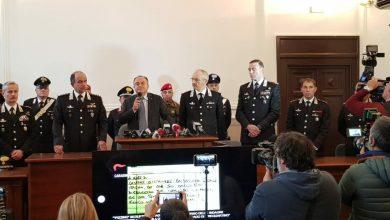 Photo of La più grande operazione contro la 'ndrangheta
