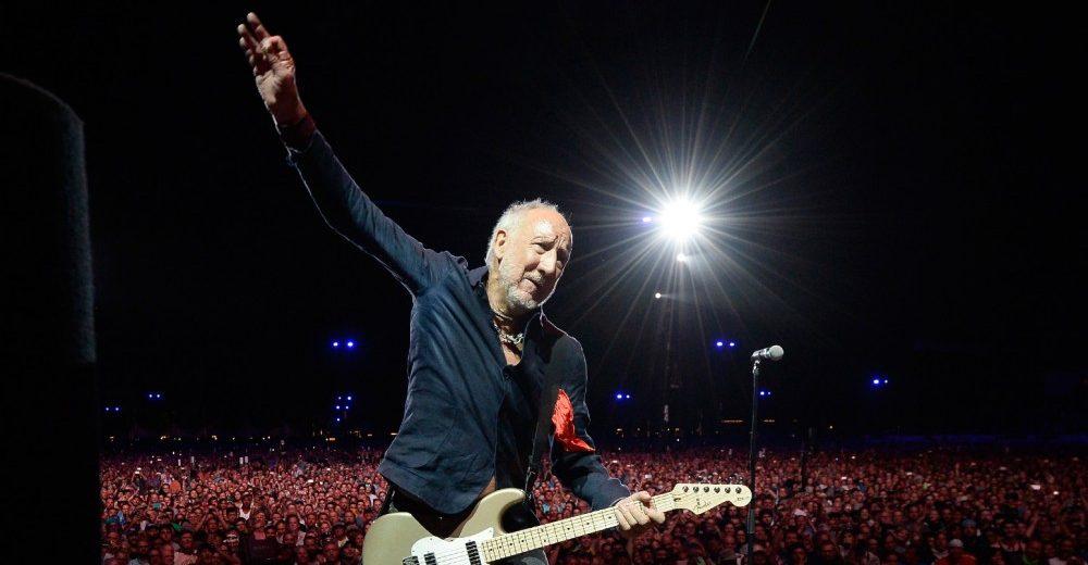 Pete Townshend: «A 74 anni mi sento ancora giovane»