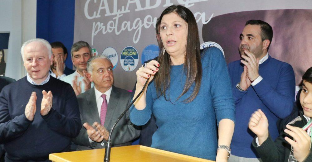 Chi E Jole Santelli La Prima Governatrice Della Calabria