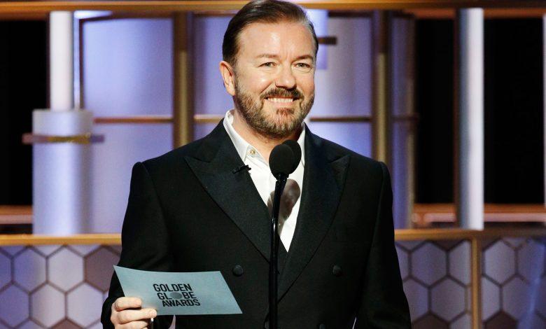 Photo of Come Ricky Gervais ha umiliato l'intero star system ai Golden Globes