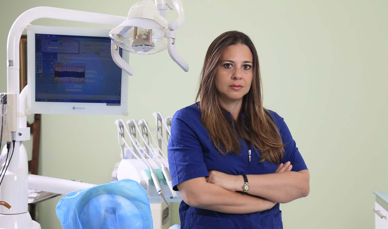 Cristina Vitale Odontoiatra