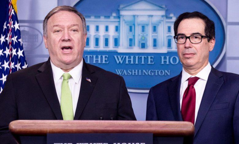 Photo of Gli Usa varano nuove sanzioni contro l'Iran
