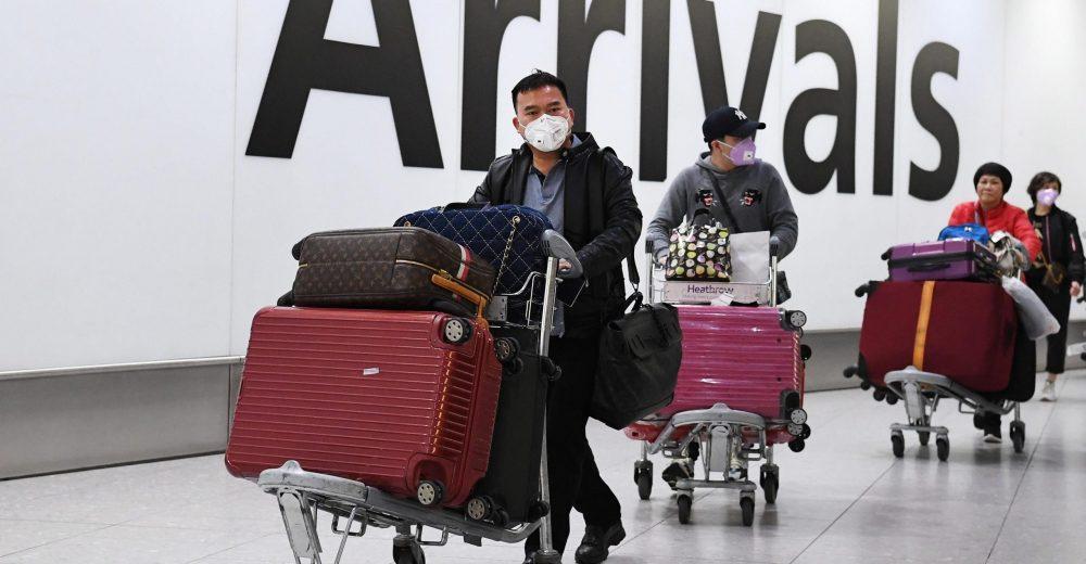 Il coronavirus cinese arriva in Europa