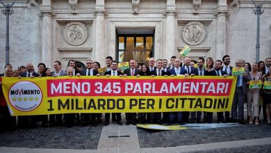 Photo of Il referendum sul taglio dei parlamentari si terrà il 29 marzo