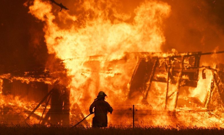 Photo of L'Australia devastata dagli incendi