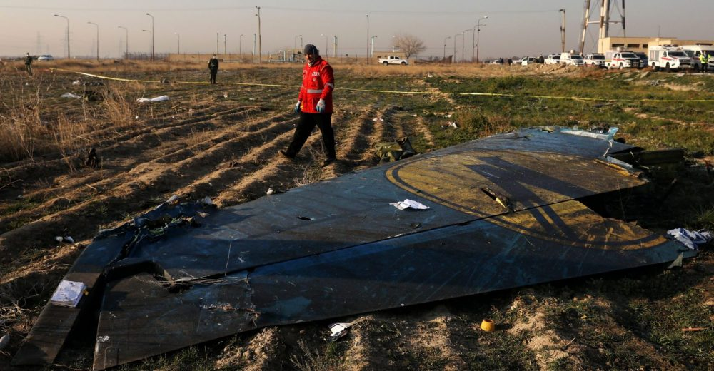 L'Iran ha ammesso di avere abbattuto l'aereo ucraino ma si è trattato di un errore