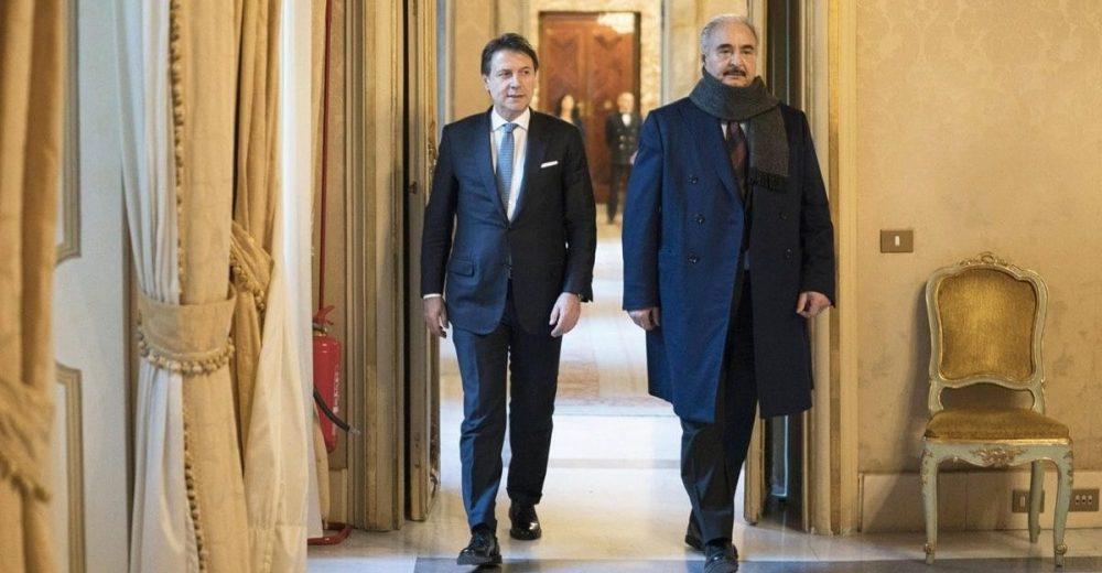 Quel «pasticcio diplomatico» del governo italiano sulla Libia