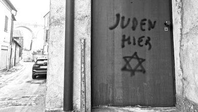 Photo of «Qui ci sono ebrei»: quelle scritte antisemite che ci portano indietro di 80 anni