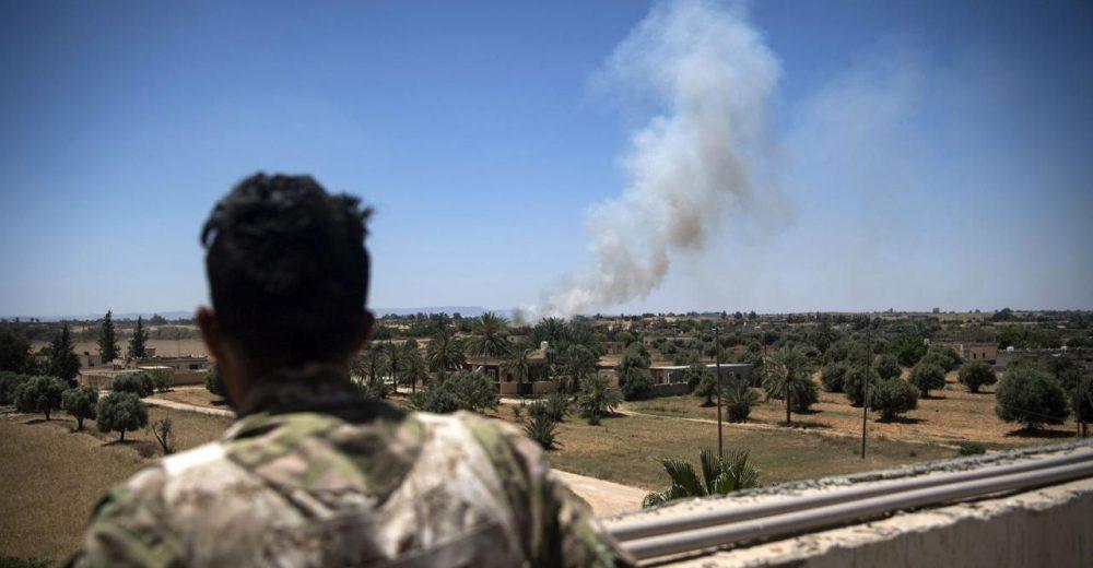 Violata la tregua in Libia: razzi sull'aeroporto di Tripoli