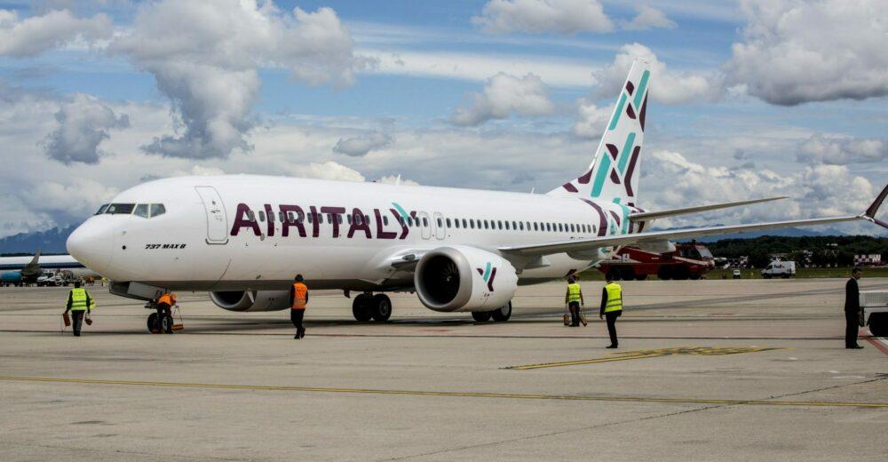 Air Italy in liquidazione, stop ai voli dal 25 febbraio